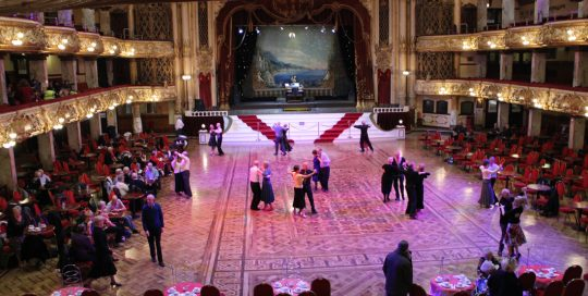 Blackpool Tower Ballroom Ballroom