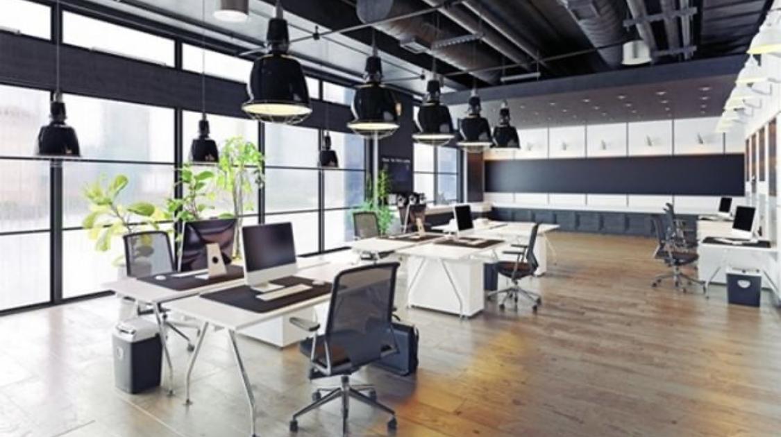 Modern_Office Refurbishment