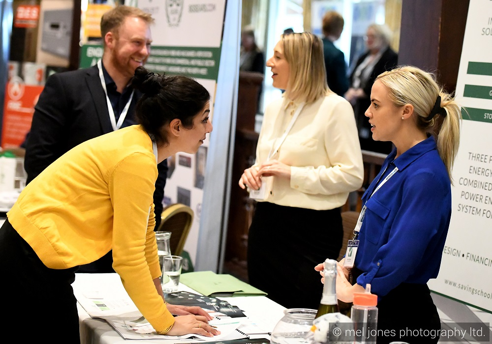 UK Energy Watch, Energy Efficiency Consultants, exhibiting at LASBM