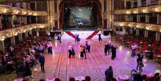 Blackpool Tower Ballroom Ballroom