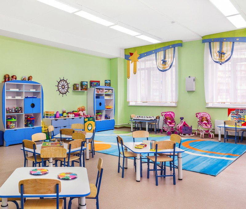 LED Lighting for Schools Classroom
