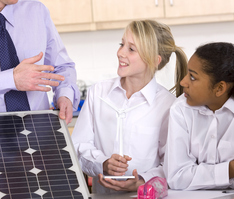 Solar PV for Schools